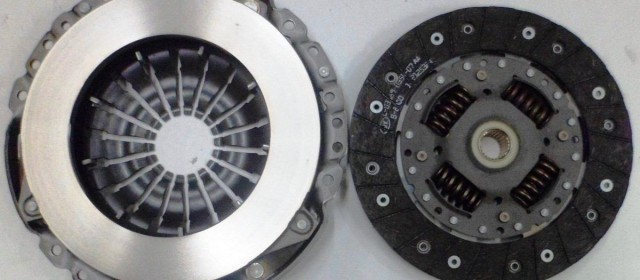Kit Embrague Megane II Motor 1.5 DCI K9K