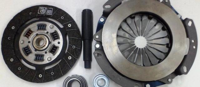Kit Embrague Logan Sandero Kangoo Symbol Motor 1.6 8v K7M