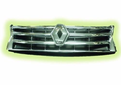 Grilla de Frente Cromada Para Renault Duster Original